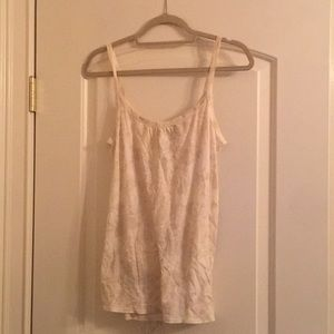 Abercrombie and Fitch spaghetti strap tank top